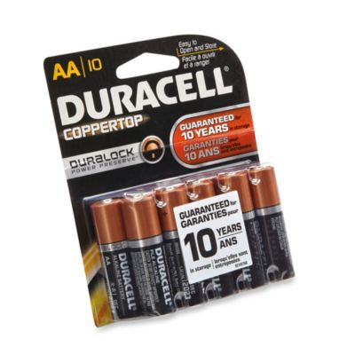 Duracell AA Battery (10-Pack)