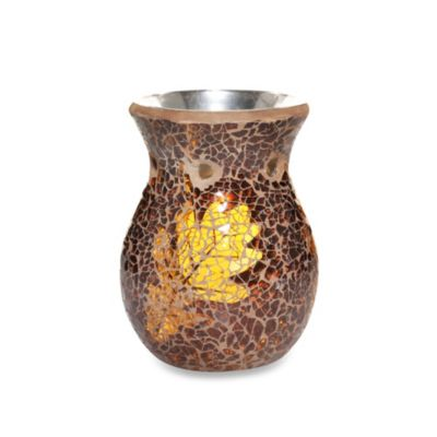 Yankee Candle® Leaf Mosaic Collection Tart Warmer