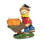 Yankee Candle® Scarecrows Collection Barrel Tealight Holder