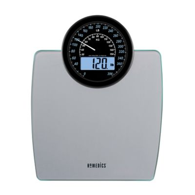 Homedics® 900 Dual Display Digital Bath Scale