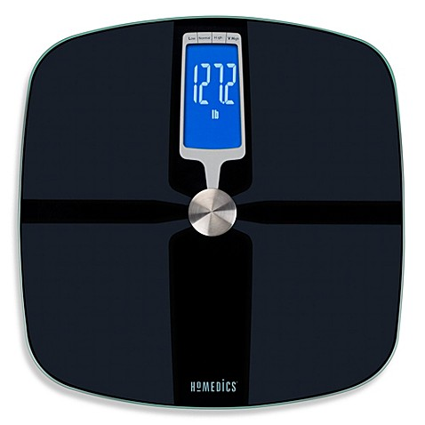 Buy Homedics 517 Healthstation 174 Body Fat Scale From Bed
