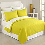 Trina Turk® Santorini Standard Pillow Sham in Yellow