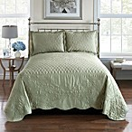 Parisian Standard Pillow Sham in Sage