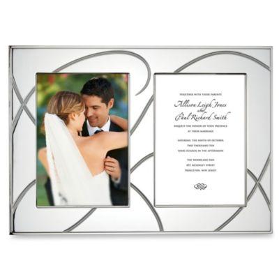 Lenox® Adorn Invitation Frame
