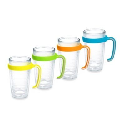 Tervis® Slide-On Handle for 16-Ounce Tumbler in Yellow