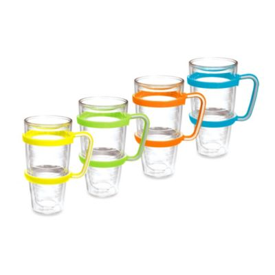 Tervis® Slide-On Handle for 24-Ounce Tumbler in Yellow