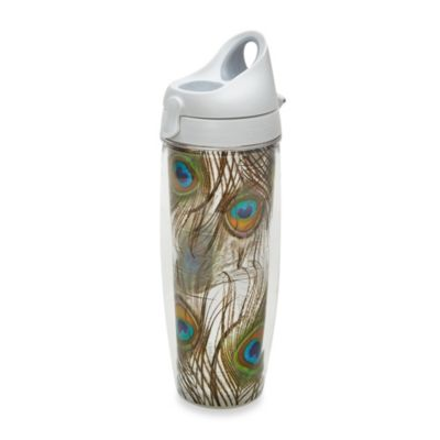 Tervis® Peacock Feathers Wrap 24-Ounce Water Bottle