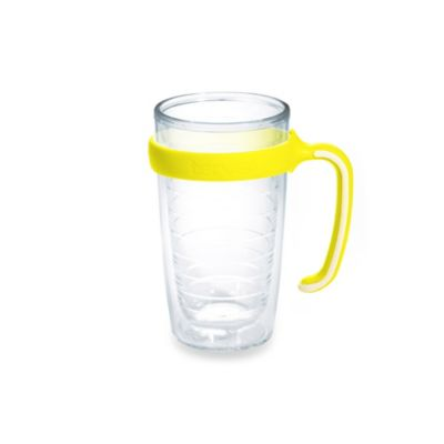 Tervis® Slide-On Handle for 16 oz. Tumbler in Yellow
