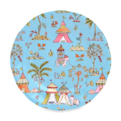 Dena Home Bali Melamine Collection Salad Plate (Set of 4)