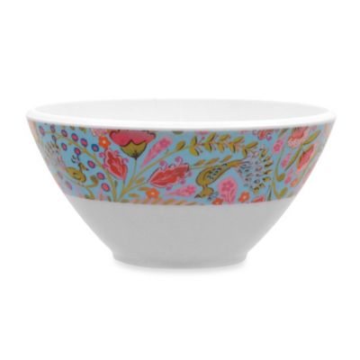 Dena Home Bali Melamine Collection Soup/Cereal Bowl (Set of 4)
