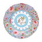 Dena Home Bali Melamine Collection Dinner Plate (Set of 4)