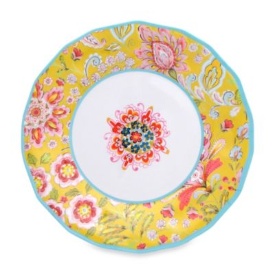 Dena Home Provence Melamine Collection Dinner Plate