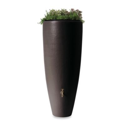 Bullet 79-Gallon Reservoir with Planter