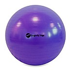 Dragonfly™ Yoga 55-Centimeter Fitness Ball & Pump