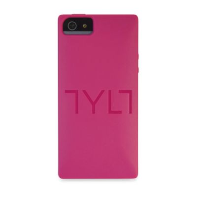 TYLT SQRD Slider Skin Phone Case for iPhone 5/5s in Pink