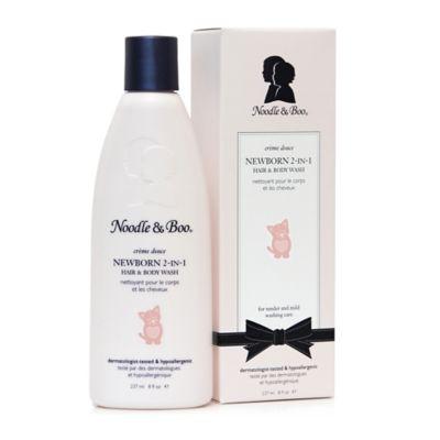 Noodle & Boo® Newborn 8 oz. 2-in-1 Hair & Body Wash