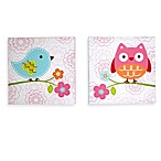 NoJo® Love Birds 2-Piece Wall Art