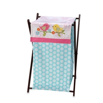 White Hamper For Nursery