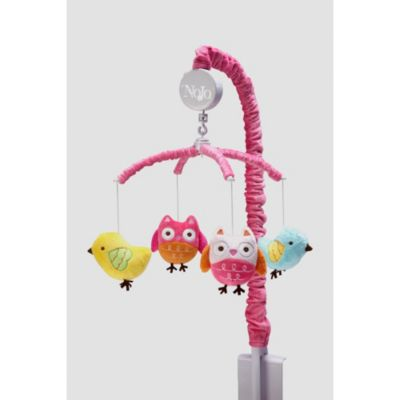 NoJo® Love Birds Musical Mobile
