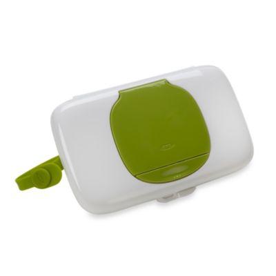 OXO Tot® On-The-Go Wipes Dispenser in Green