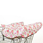 Pam Grace Creations Shopping Cart and High Chair Cover in Pam's Paisley