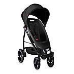 phil&teds® Smart™ Compact Buggy Stroller in Black