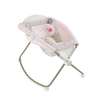 Fisher-Price® My Little Sweetie™ Deluxe Rock 'n Play™ Sleeper in Pink