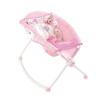 Fisher-Price® Newborn Rock 'n Play™ Sleeper in Pink - from Fisher Price