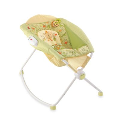 Fisher-Price® Newborn Rock 'n Play™ Sleeper in Duck - from Fisher Price