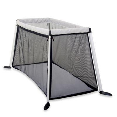 phil & ted's® Traveller™ Porta-Cot in Silver