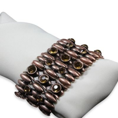 Carmona Modern Napkin Rings (Set of 4)