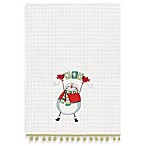 Joy Sweet Snowman Kitchen Towel (Set of 6)