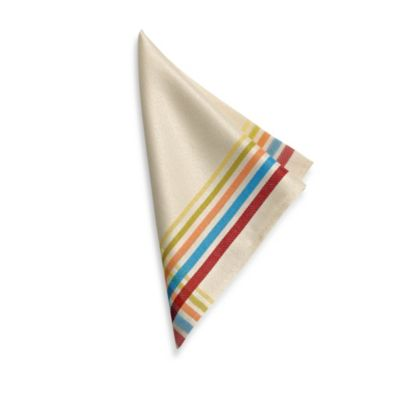 Fiesta Plaid Napkin