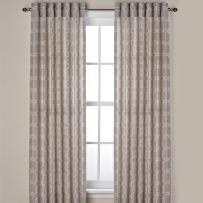 Westport Geo Window Curtain Valance