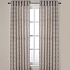 Westport Geo Rod Pocket Window Curtain Panels and Valance