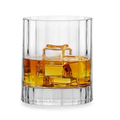Luigi Bormioli Double Old Fashioned Glasses