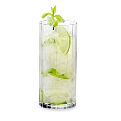 Luigi Bormioli Bach SON.hyx® Highball Glasses (Set of 4)