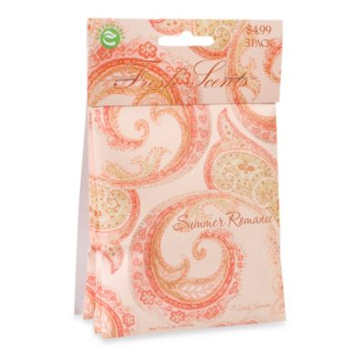 Fresh Scents™ Packet Set of 3 - Summer Romance