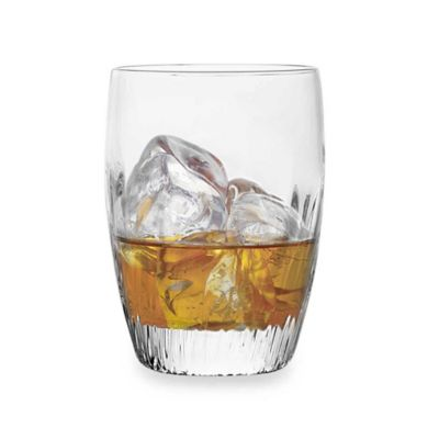 Luigi Bormioli Incanto SON.hyx® Double Old Fashioned Glasses (Set of 4)