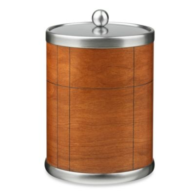 Kraftware™ American Artisan 5-Quart Ice Bucket in Cherry Hardwood Veneer