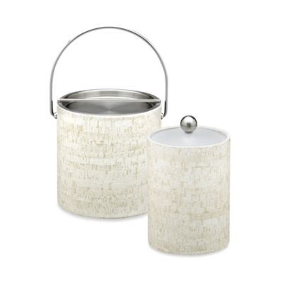 Kraftware™ Stucco Cork 3-Quart Ice Bucket