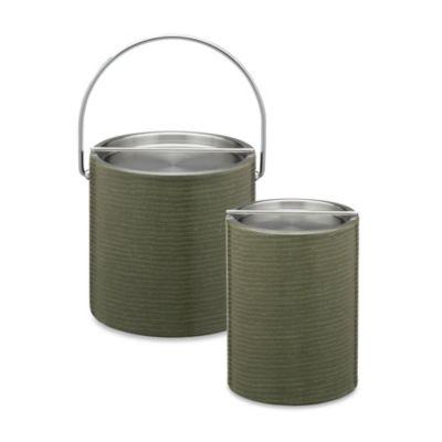 Kraftware™ 3-Quart Ice Bucket in Liz Green