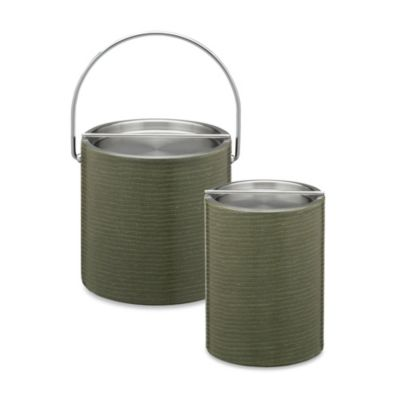Kraftware™ 2-Quart Tall Ice Bucket in Liz Green