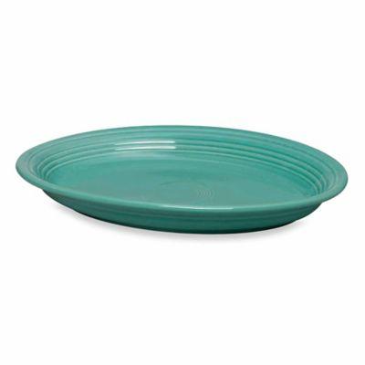 Fiesta® 13-5.8-Inch Oval Platter in Turquoise