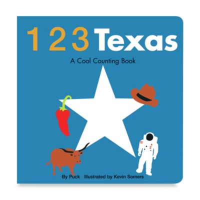 123 Texas: A Cool Counting Book™