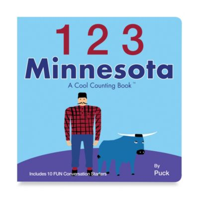 123 Minnesota: A Cool Counting Book™