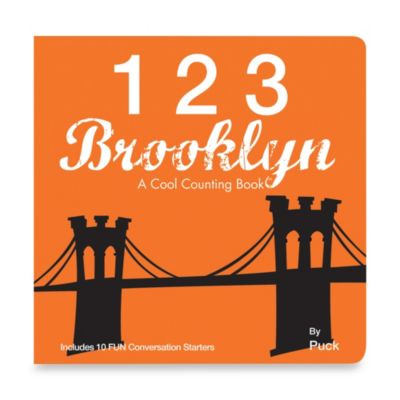 123 Brooklyn: A Cool Counting Book™