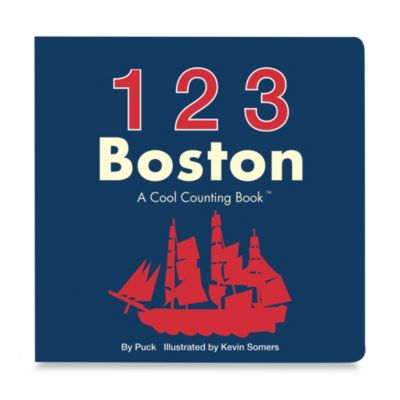 123 Boston: A Cool Counting Book™