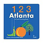 123 Atlanta: A Cool Counting Book™
