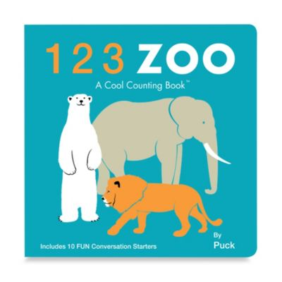 1 2 3 Zoo - A Cool Counting Book™